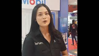Brum di IIMS JI Expo Kemayoran 15-25 April 2021