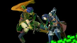 Elite Smash | Ike Vs. Lucina | Smash Ultimate