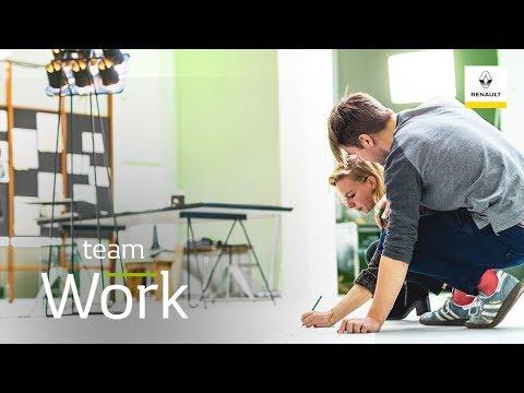 Renault Design Award 2017 - Team Work