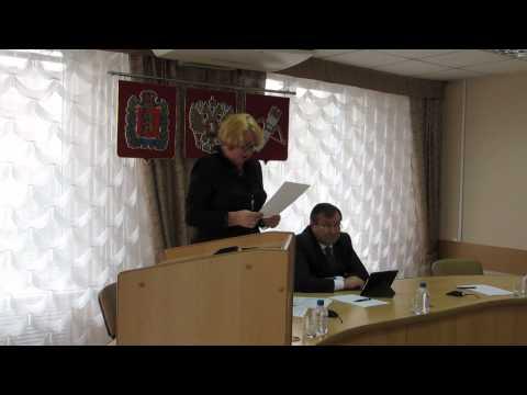 Выборы председателя городского Совета. Ачинск