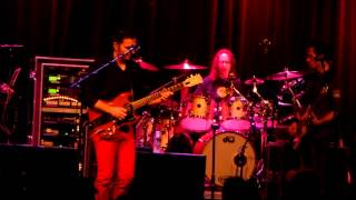Zappa Plays Zappa - Inca Roads - Iron City - Birmingham, AL - April 16, 2015