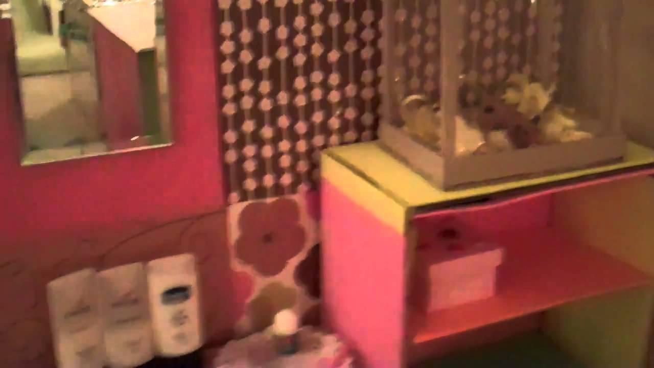 American Girl Doll Room Tour Youtube