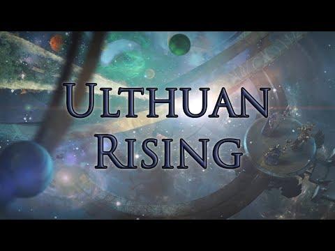 Ulthuan Rising Part 2. Total War: WARHAMMER 2
