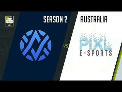 Avant Gaming vs PIXL eSports (Part 1) | OWC 2018 Season 2: Australia