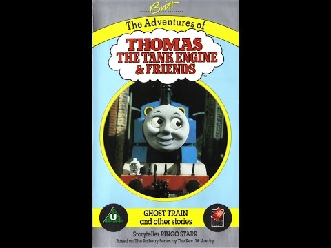 start end of thomas the tank engine friends ghost train other stories. Black Bedroom Furniture Sets. Home Design Ideas