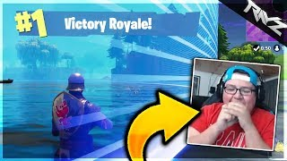 WE DID IT!! | Getting My First Solo Win LIVE On Fortnite Battle Royale!