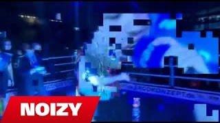 WBO Noizy//Robin Krasniqi - Gunz Up   (Live Performance)