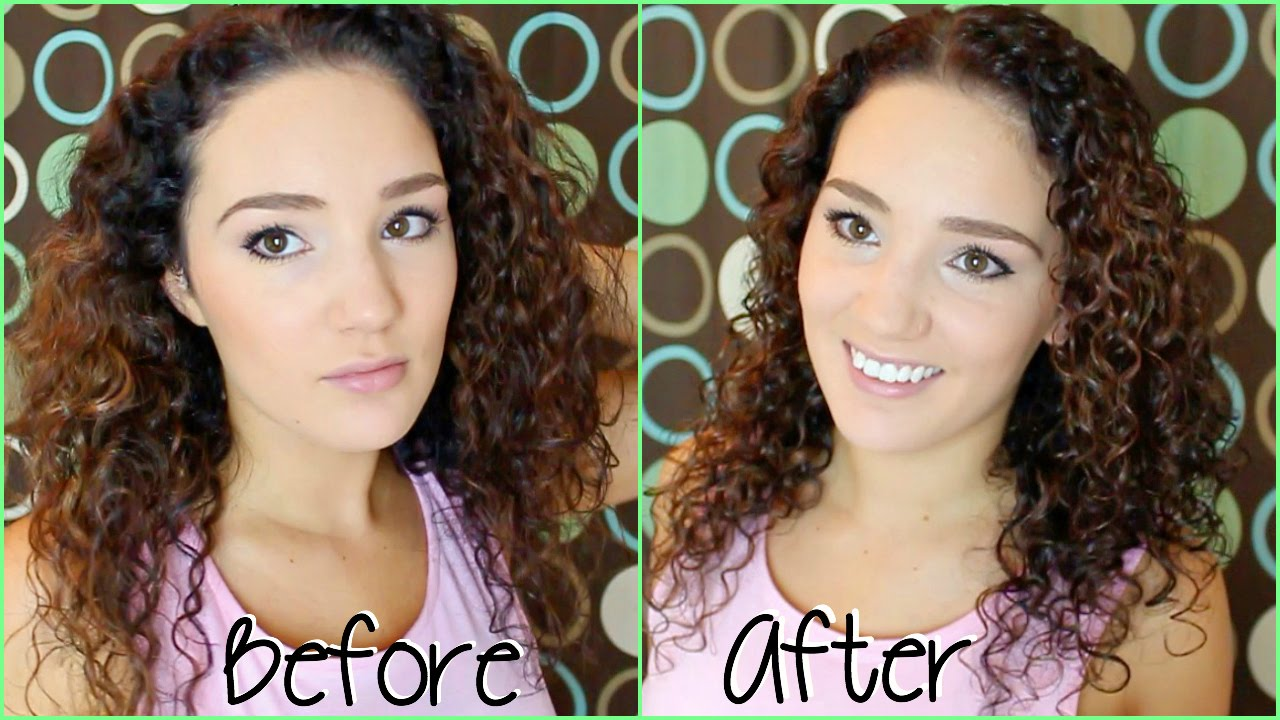 How To Refresh 2nd Day Curly Hair Naturallycurly Com