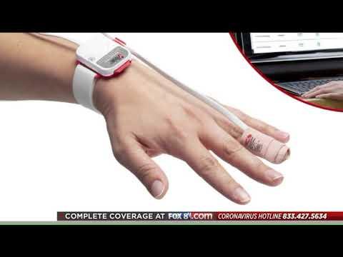 Hospital Begins Monitoring Coronavirus Patients Remotely Using Wristband
