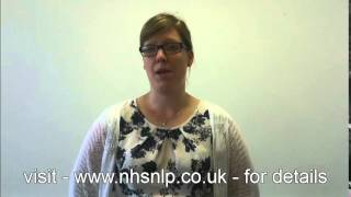 sarah NHS NLP training