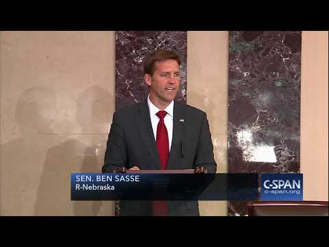 Word for Word: Sen. Ben Sasse (R-NE) Defends Attorney General Jeff Sessions (C-SPAN)