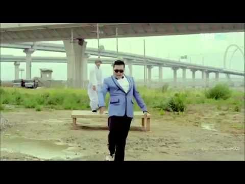 PSY-Gangnam Style Official Video (HD) with English Lyrics