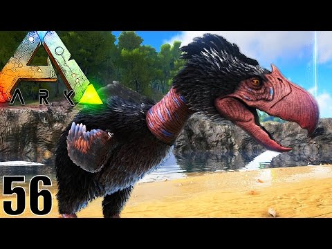 LE VIOLENT TERROR BIRD ! | ARK: Survival Evolved ! #Ep56
