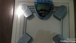 весы First FA-6403-1 ремонт
