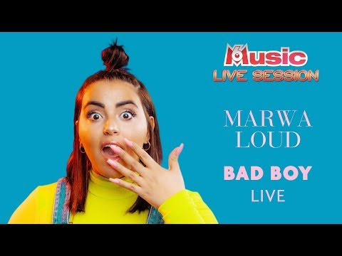 Youtube: Bad Boy en LIVE : Marwa Loud fait sa #M6MusicLiveSession