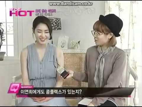 Lee Yeon Hee~ {CF}  SCINIC TVAD BTS + Interview