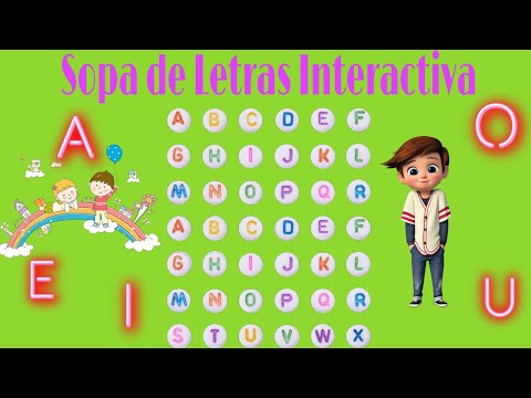 SOPAS DE LETRAS ON LINE📝 from YouTube · Duration:  8 minutes 23 seconds
