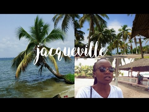 My Travel Diary |Jacqueville Ivory Coast