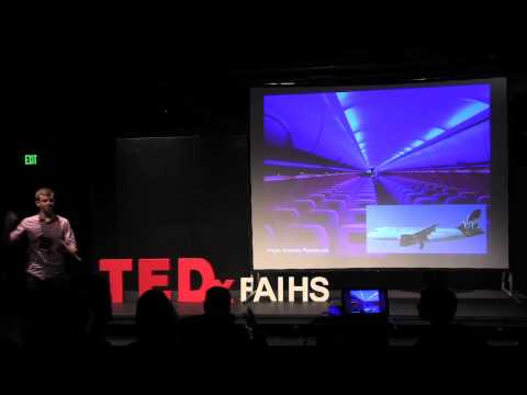 What does good transportation design look like? | Larson Holt | TEDxYouth@FAIHS