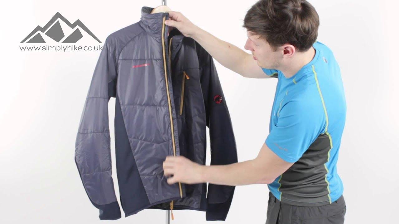 zuverlässigste Preis vergleichen 2019 authentisch Mammut Foraker Hybrid Jacket - www.simplyhike.co.uk