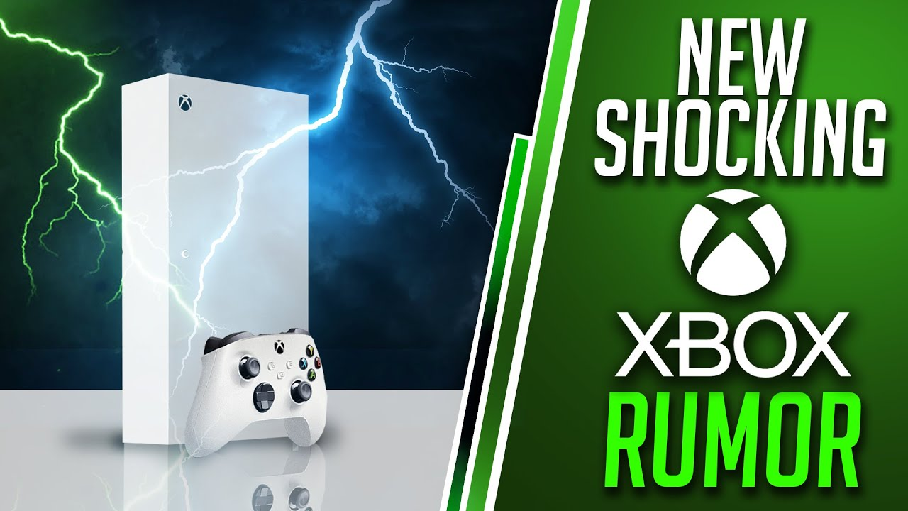 New Shocking & Crazy Xbox Series S Lockhart Hardware Rumor | Xbox Series X August Event & Xbox News