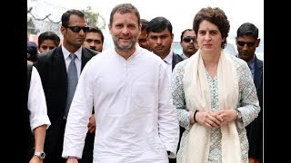 Union Minister Mukhtar Abbas Naqvi takes a swipe at Rahul and Priyanka Gandhi