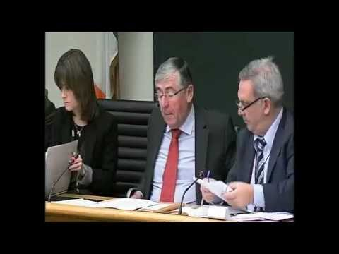 Joint Committee on Transport and Communications - Hydraulic Fracturing Discussion - 10 October 2012