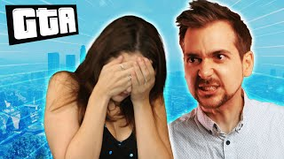 SHE JUST CAN'T DO IT RIGHT! | GTA 5