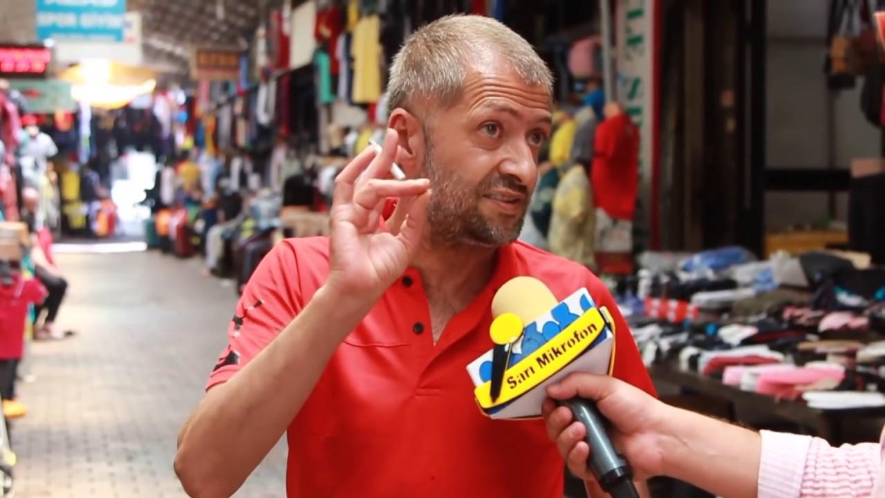 Ankara Ayağını Denk Alsın Mersinli Dayı - Sarı Mikrofon