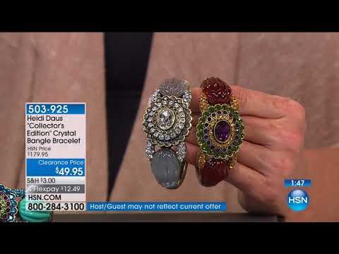 HSN | Jewelry Clearance 12.21.2017 - 05 AM