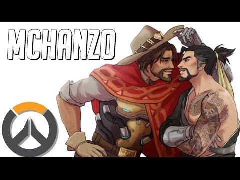 McHanzo Dub Compilation (Overwatch Comic Dub)