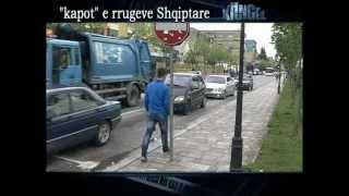 Xhungel Kapot e rrugeve Shqiptare