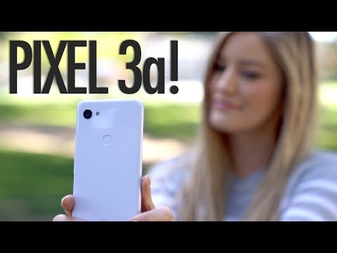 Pixel 3a XL vs iPhone XS Max!