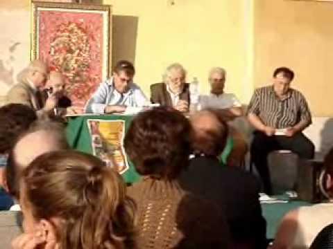 """Sguardi Sul """" Interventi Presentazione Agosto 2007 - Intervento Cesare Cesareo - Coordinatore"""