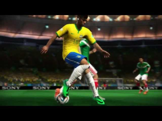 2014 FIFA World Cup Brazil - Gameplay Trailer