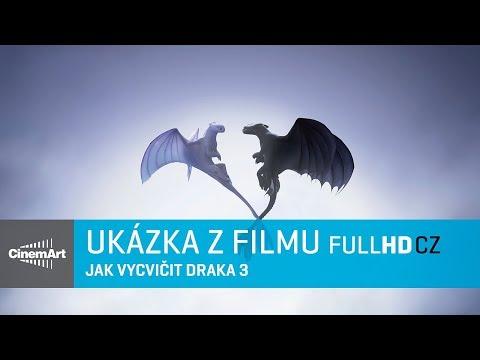 Jak vycvičit draka 3 (2019) UKÁZKA Z FILMU