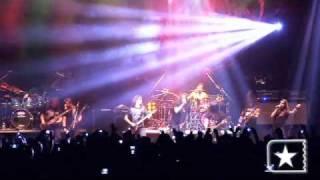 Angra e Sepultura tocam Immigrant Song, do Led Zeppelin, em São Paulo - 11/14 - Radar Showlivre