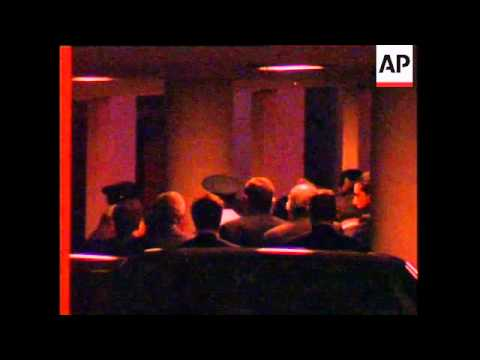 Uk Body Of Dodi Fayed Arrives At Regents Park Mosque Update Youtube