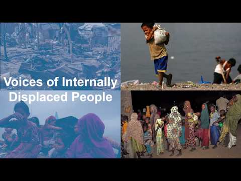 Voices of Internally Displaced People