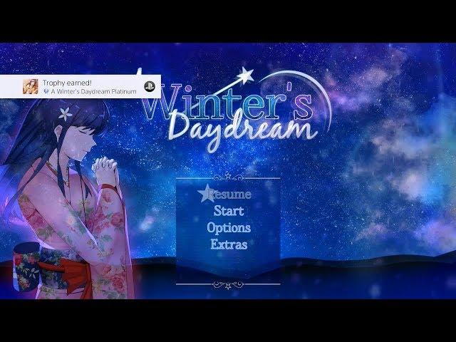A Winter's Daydream (PS4/PSVITA/Switch/XB1/Steam) Achievement/Platinum Trophy Guide Walkthrough
