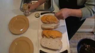 Toronto's Famous Peameal Bacon Sandwich