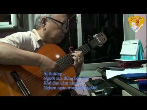 Hãy Quên Anh - Guitar Solo (Phương Kim) - Lê Vinh Quang