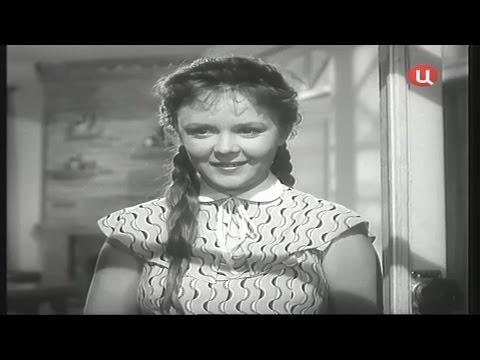 Фильм За витриной универмага 1955 актеры и роли