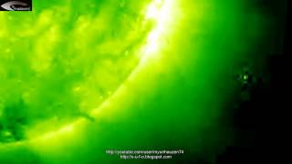 Monitoring of unidentified objects (UFO) near the Sun for May 17, 2012.