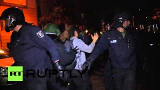 Germany: Multiple arrests at Berlin demo decrying police 'terror and repression'