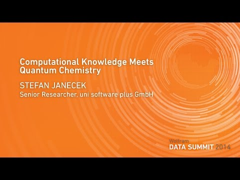 Computational Knowledge Meets Quantum Chemistry
