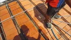 Como se techa una casa paso a paso