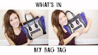 Video What's in My Bag TAG + Brushes Update! | ilikeweylie download MP3, 3GP, MP4, WEBM, AVI, FLV Juni 2018