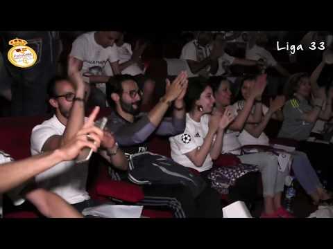 Peña Casa Madridista - Rassemblement Cinéma Théatre Rialto 21/05/2017