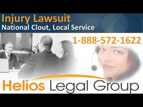 Injury Lawsuit - Helios Legal Group - Lawyers & Attorneys